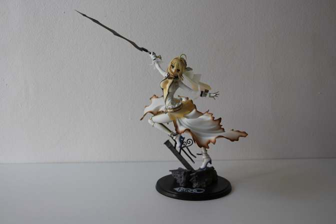 Saber Bride Fate Extra - Figure-10