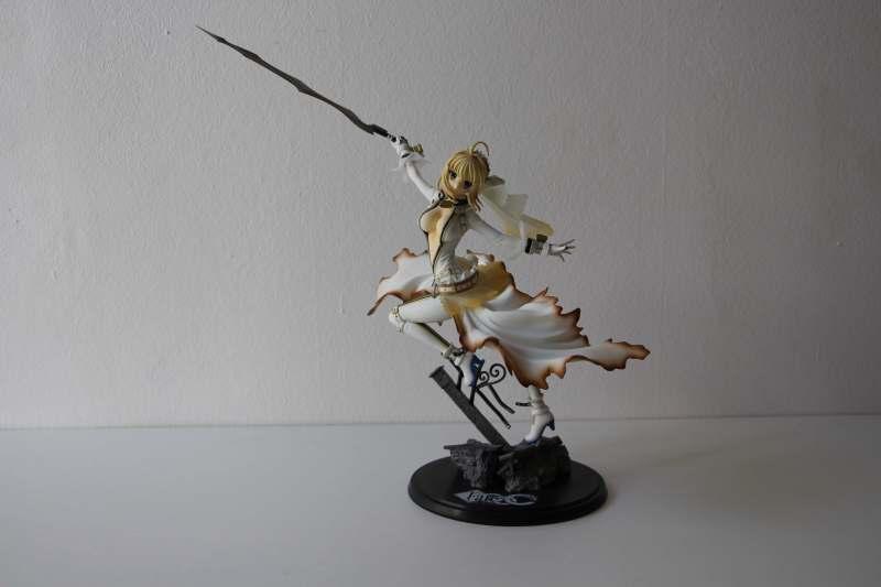 Saber Bride Fate Extra - Figure-10
