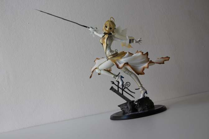 Saber Bride Fate Extra - Figure-11