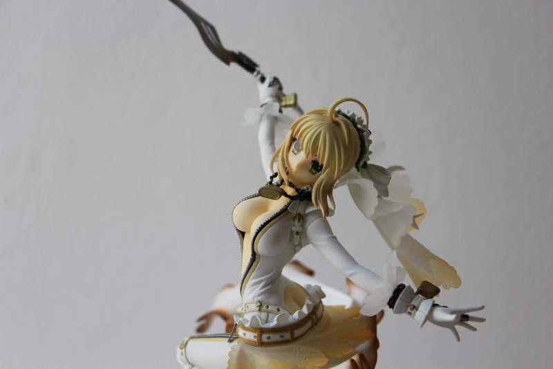 Saber Bride Fate Extra - Figure-12