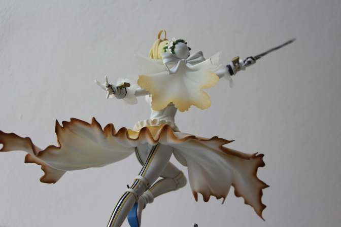 Saber Bride Fate Extra - Figure-13