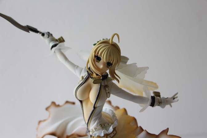 Saber Bride Fate Extra - Figure-14