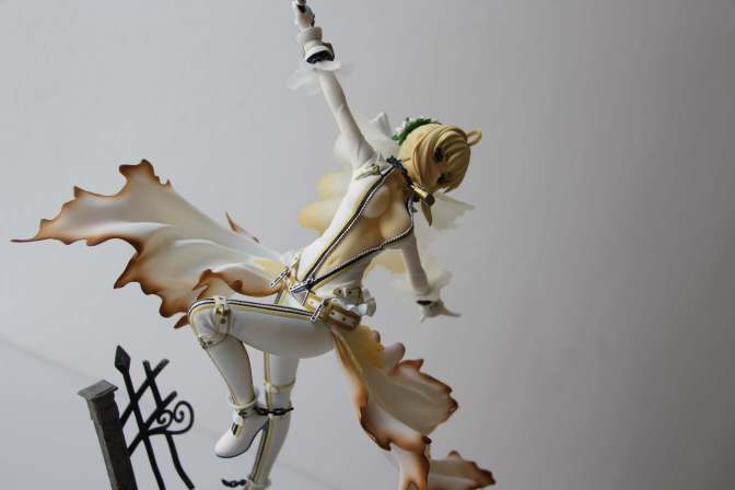 Saber Bride Fate Extra - Figure-20