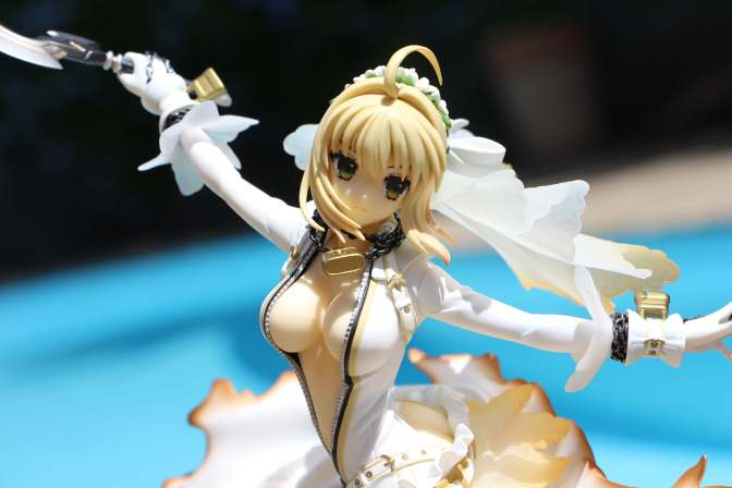 Saber Bride Fate Extra - Figure-22