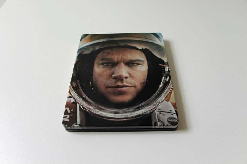 Seul sur Mars - Bluray Steelbook-03