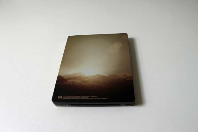 Seul sur Mars - Bluray Steelbook-04