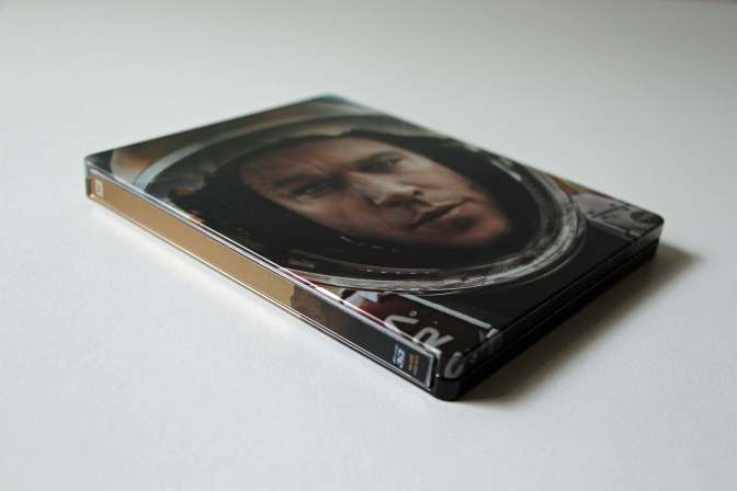 Seul sur Mars - Bluray Steelbook-06