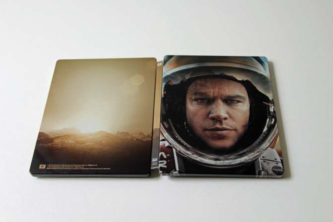 Seul sur Mars - Bluray Steelbook-07
