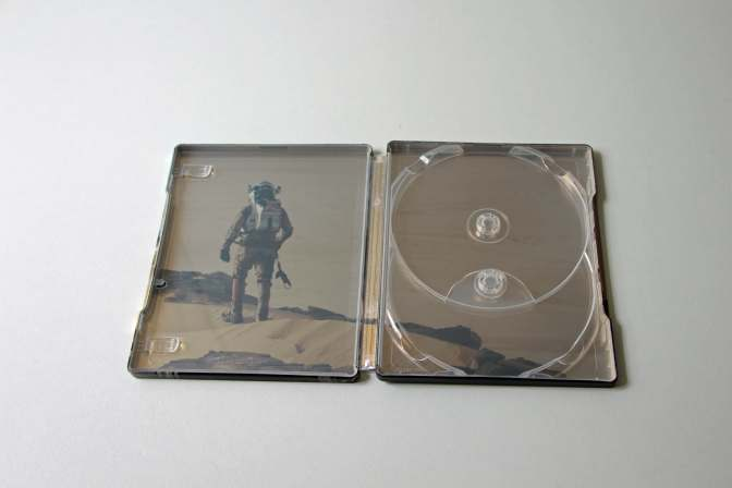 Seul sur Mars - Bluray Steelbook-09