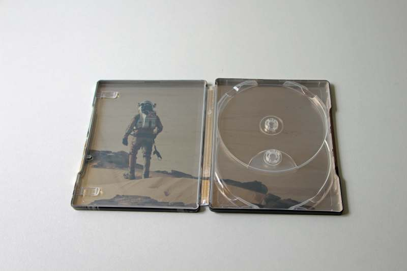 Seul sur Mars - Bluray Steelbook-09