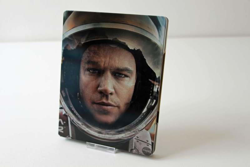 Seul sur Mars - Bluray Steelbook-10