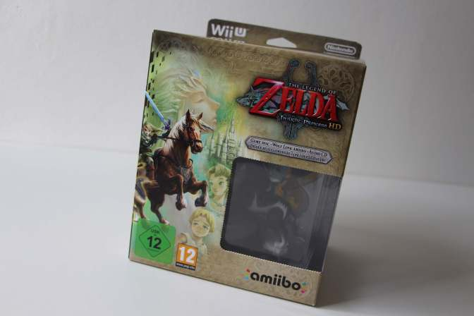 The Legend of Zelda - Twilight Princess HD - Amiibo-01