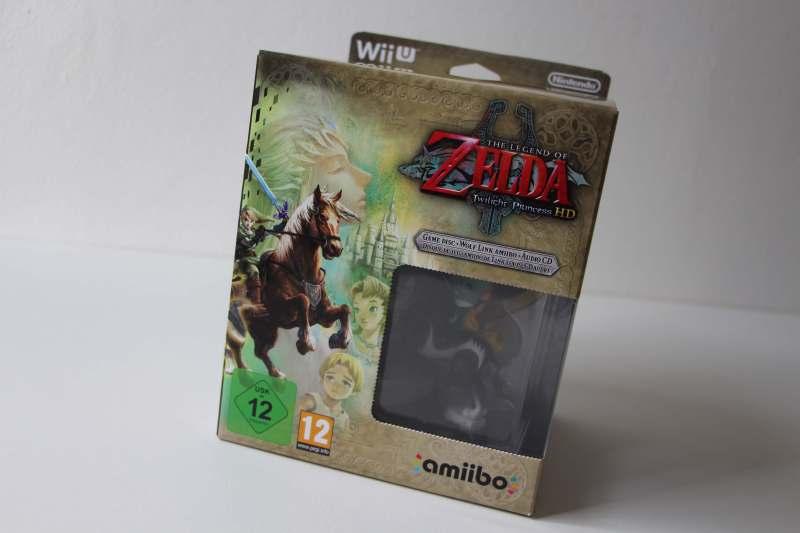 The Legend of Zelda - Twilight Princess HD - Amiibo-01