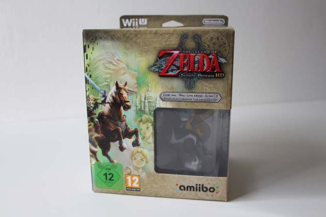 The Legend of Zelda - Twilight Princess HD - Amiibo-02