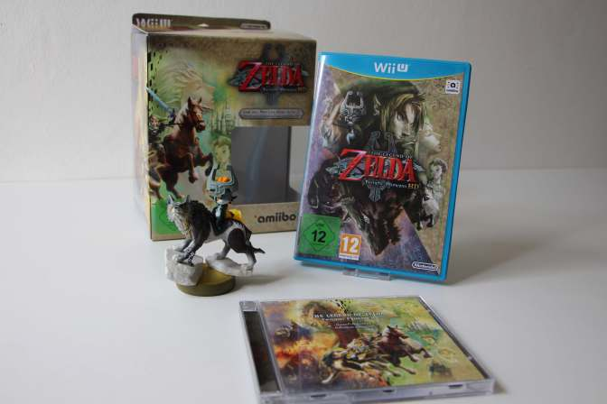 The Legend of Zelda - Twilight Princess HD - Amiibo-25