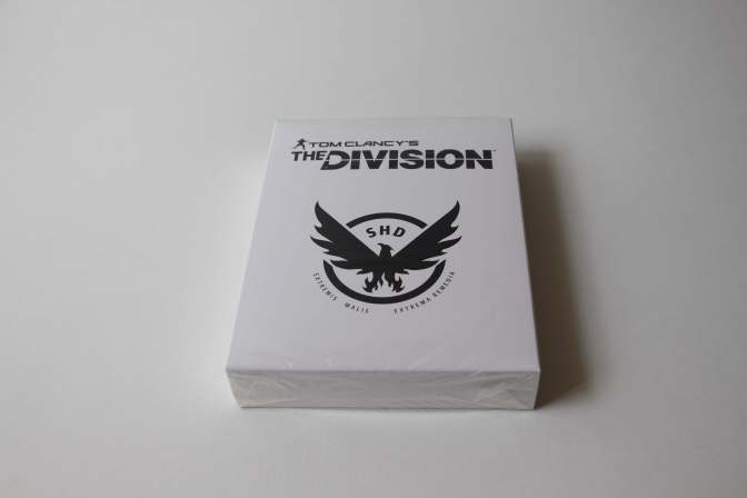 Tom Clancy's The Division - Steelbook-01