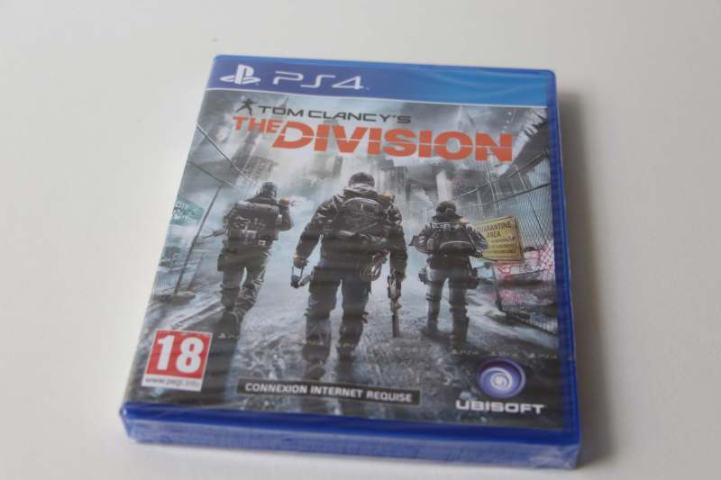 Tom Clancy's The Division - Steelbook-04