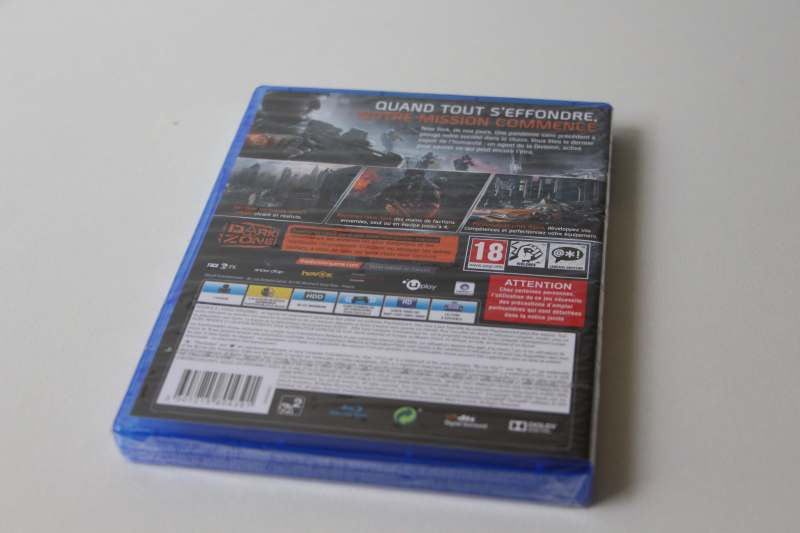 Tom Clancy's The Division - Steelbook-05