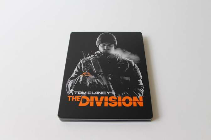Tom Clancy's The Division - Steelbook-06