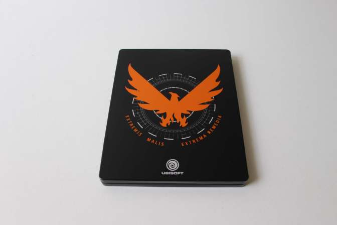 Tom Clancy's The Division - Steelbook-07