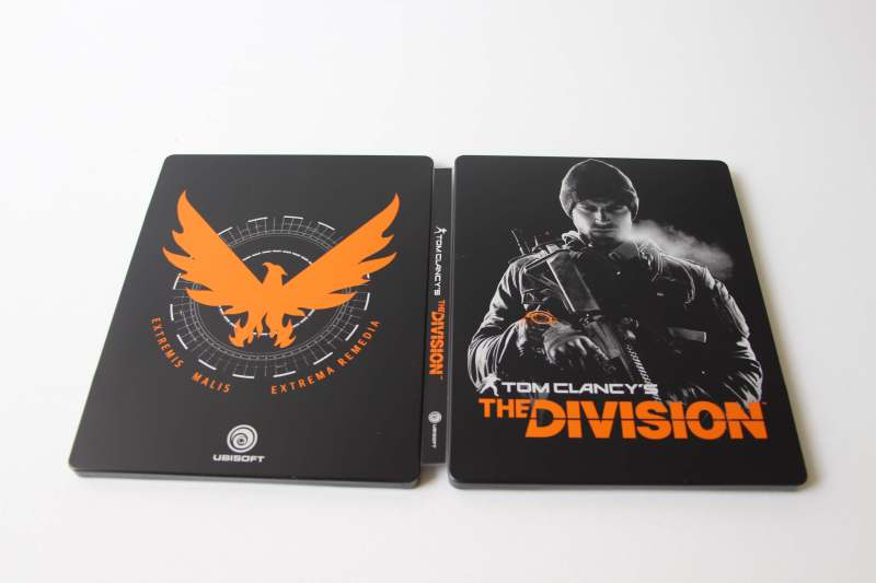 Tom Clancy's The Division - Steelbook-08