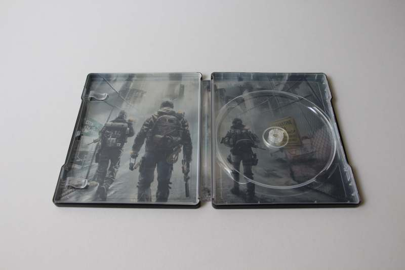 Tom Clancy's The Division - Steelbook-09