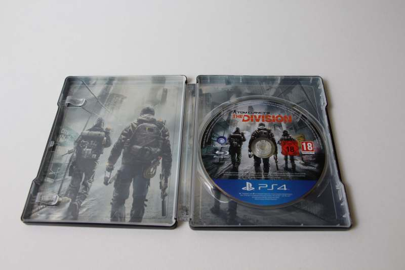 Tom Clancy's The Division - Steelbook-10