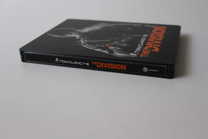 Tom Clancy's The Division - Steelbook-11