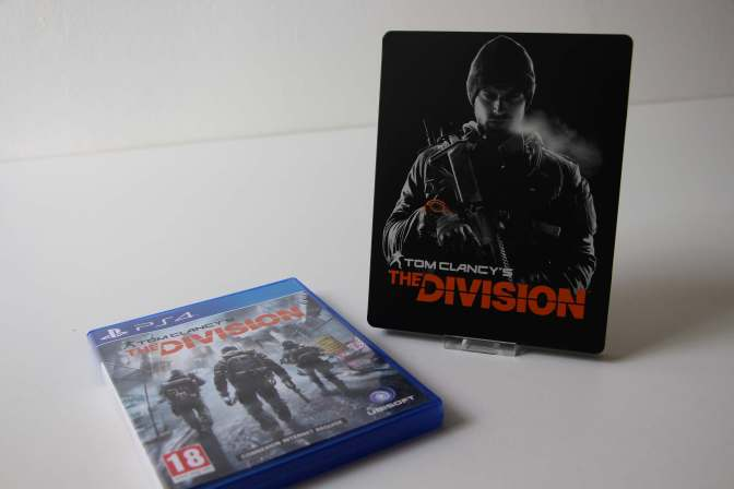 Tom Clancy's The Division - Steelbook-12