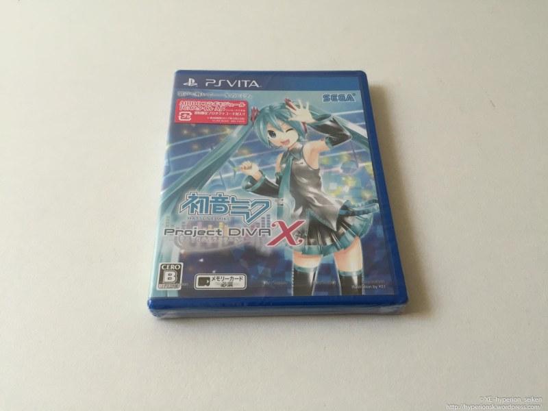Hatsune Miku Project X - PS Vita-2