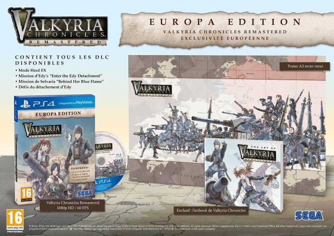 MAI - Valkyria Chronicles Europa Edition