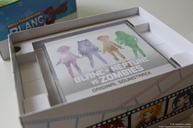 MegaTagmension Blanc Neptunia VS Zombies - PSV-7