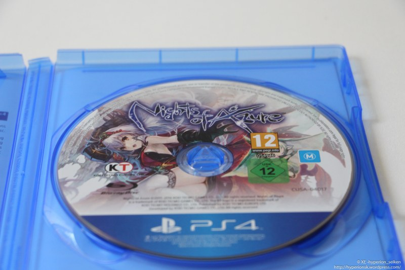 Nights of Azure - Limited Edition-11