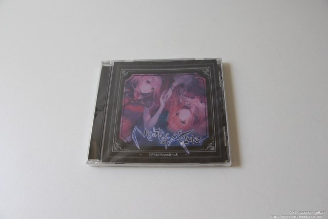 Nights of Azure - Limited Edition-12