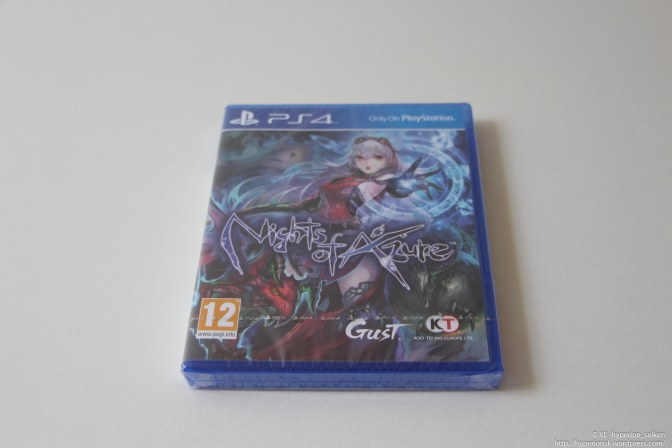 Nights of Azure - Limited Edition-8
