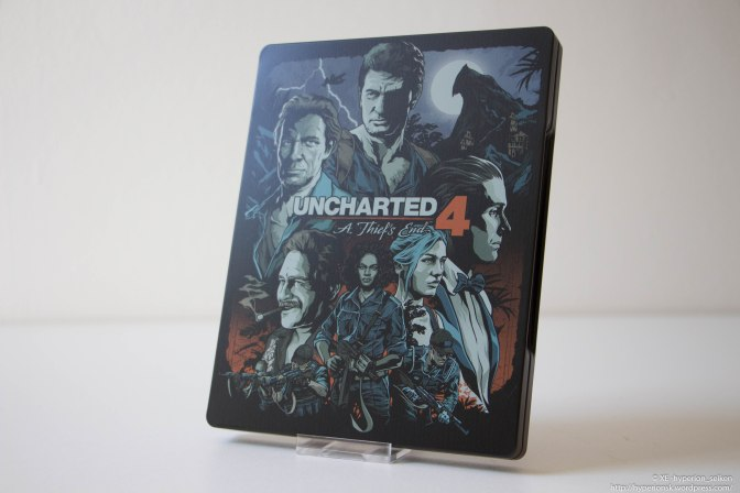 Uncharted 4 - Libertalia Collector Edition-13