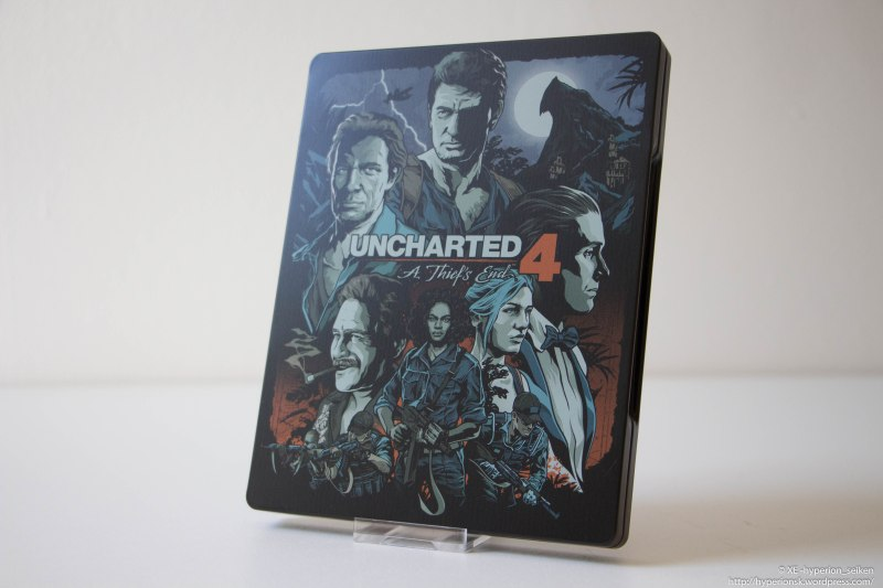 Uncharted 4 - Libertalia Collector Edition-13