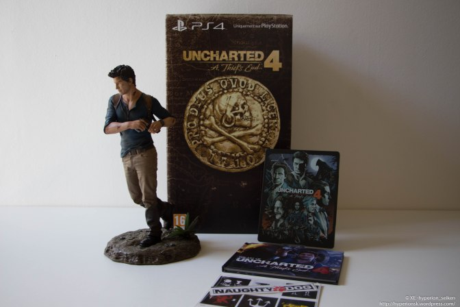 Uncharted 4 - Libertalia Collector Edition-29