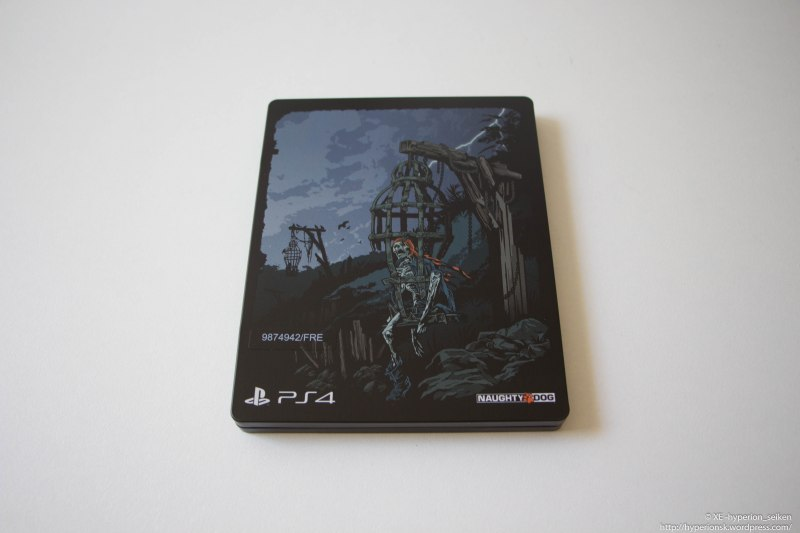 Uncharted 4 - Libertalia Collector Edition-7