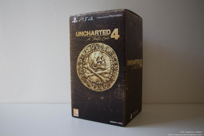 Uncharted 4 - Libertalia Collector Edition