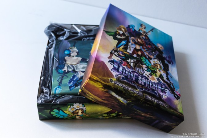 00 - Odin Sphere Leifthrasir PS4 Storybook Edition