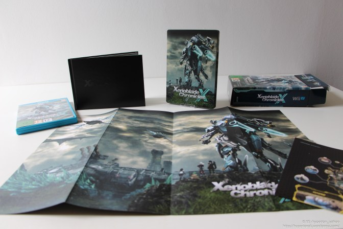 01 - Xenoblade Chronicles X Wii U - 2