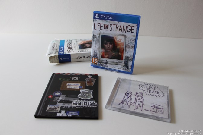 02 - Life is Strange - Edition Limitée - 2