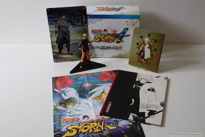 04 - Naruto Ultimate Ninja Storm 4 - Edition Collector - 1