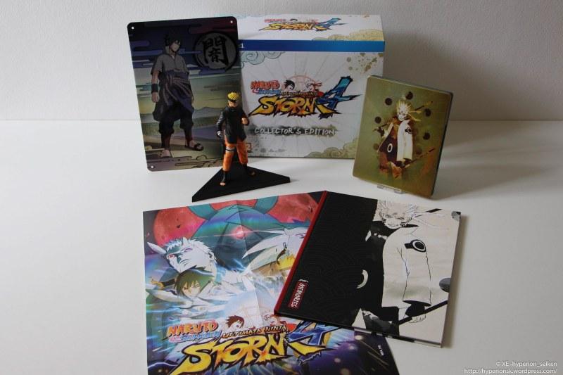 04 - Naruto Ultimate Ninja Storm 4 - Edition Collector - 1