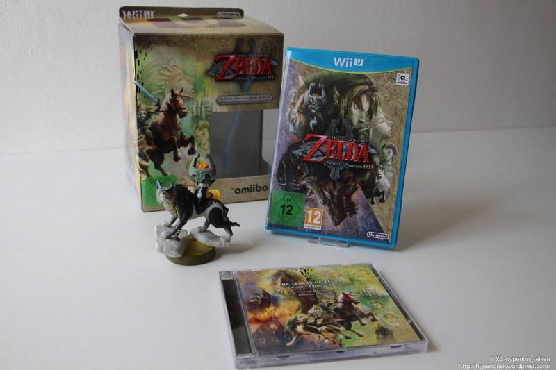 06 - The Legend of Zelda - Twilight Princess HD - Amiibo - 1