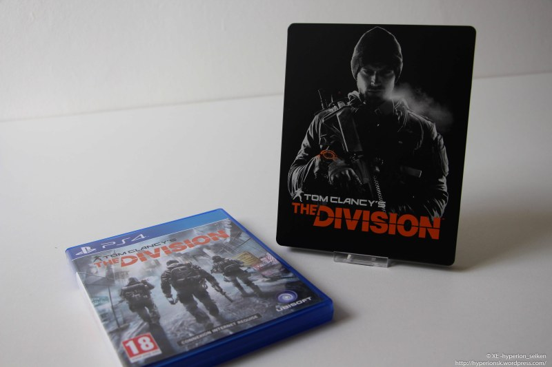 08 - Tom Clancy's The Division - Steelbook