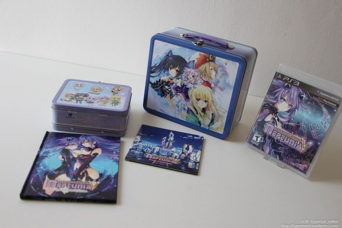 11 - Hyperdimension Neptunia Victory - Limited Edition - 2