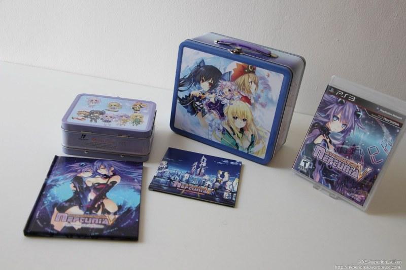11 - Hyperdimension Neptunia Victory - Limited Edition - 2