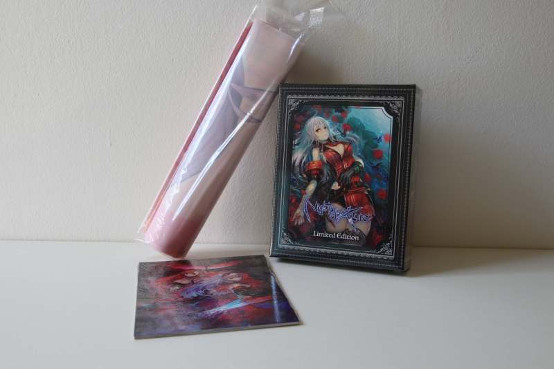 14 - Nights of Azure - Limited Edition - PS4 - 1
